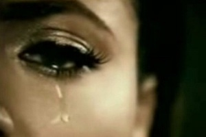 African-American-Woman-Crying-Tears-sylvia-browder